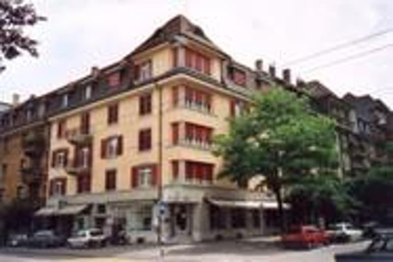 Nähe Goldbrunnenplatz