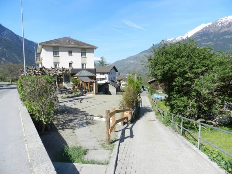 Kostengünstiges Bauland für Einfamilienhaus in Ried-Brig