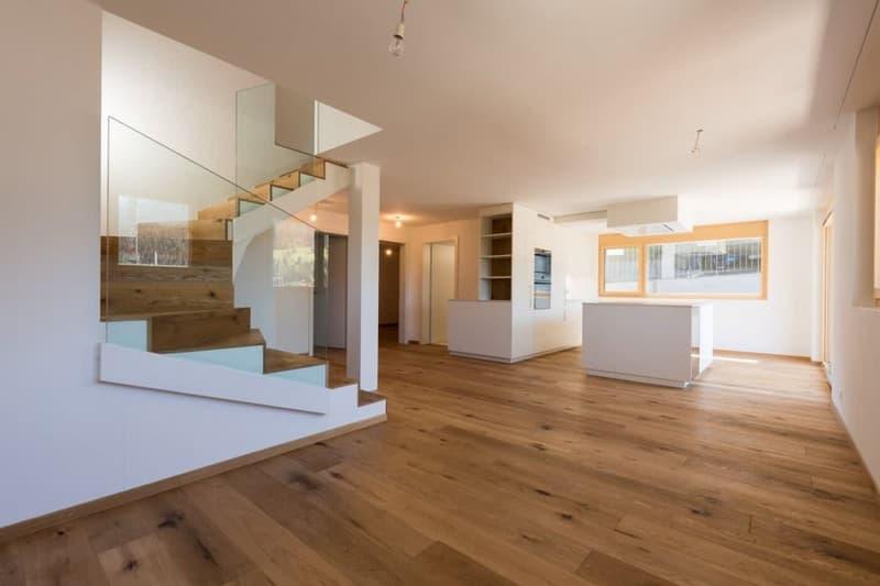 Attraktive herrliche 5.5-Zimmer-Duplexwohnung in Toplage von Fiesch