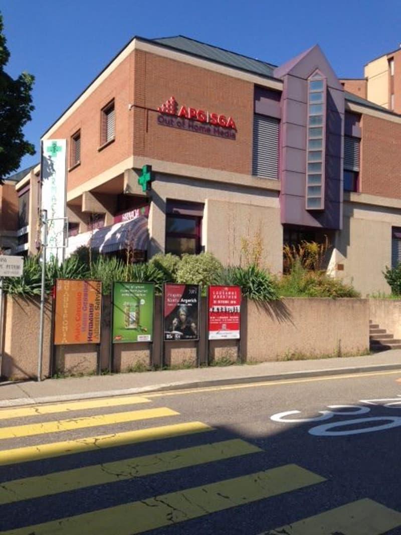 «Spazi commerciali in posizione privileg. nella frequentatissima Lugano» (2)