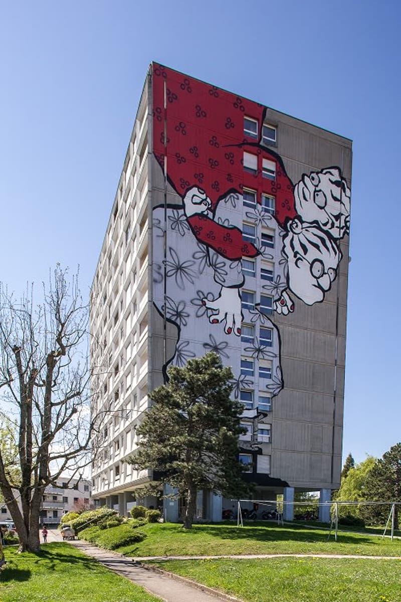 1ER LOYER OFFERT  Appartement de 2 pièces au 3ème étage