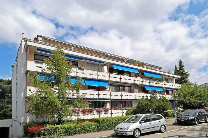 Ruhig gelegene, geräumige 4,5 Zimmer Eigentumswohnung in Reinach (1)