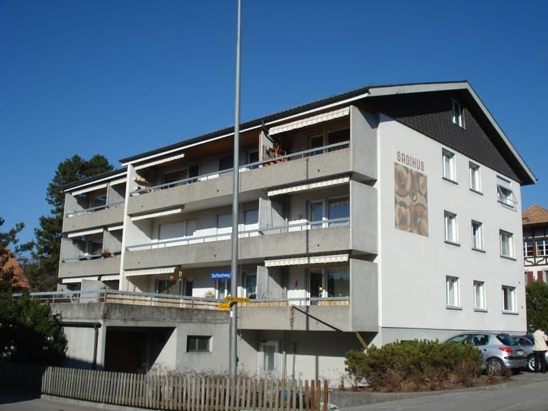 Totalsanierte 4.5-Zimmerwohnung mit sonnigem Balkon