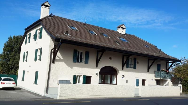 Maison Mitoyenne (ancienne ferme)