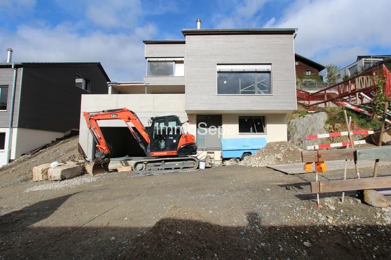 Exklusives 6,5 Zimmer Einfamilienhaus in Densbüren sucht Sie!