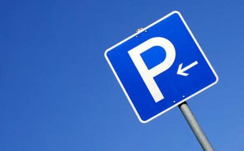 Parkplatz in Embrach