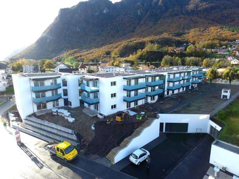Appartements de 2.5 pces - Résidence Le Tonkin