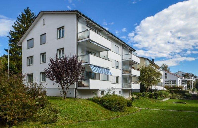 moderne Wohnung in der Gemeinde Muri