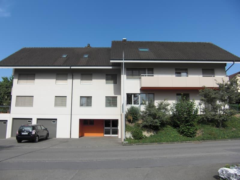 Nähe Aarau schöne, grosse, helle Wohnung