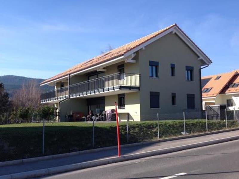 Magnifique appartement 3.5 pièces avec terrasse et jardin