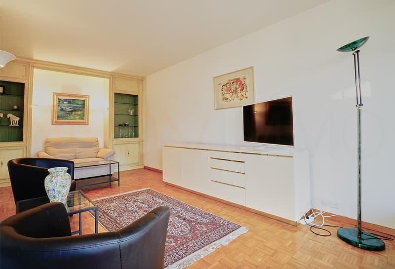 Bel appartement de 3.5 pièces entièrement meublé