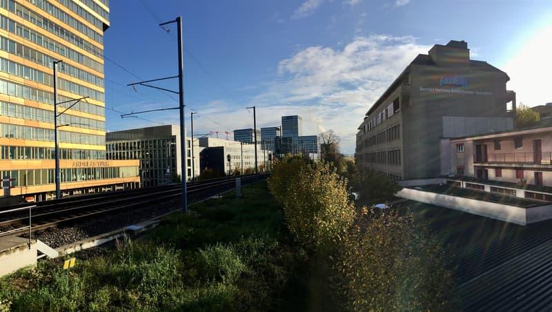 Büroräumlichkeiten in unmittelbarer Nähe zum Bahnhof Oerlikon