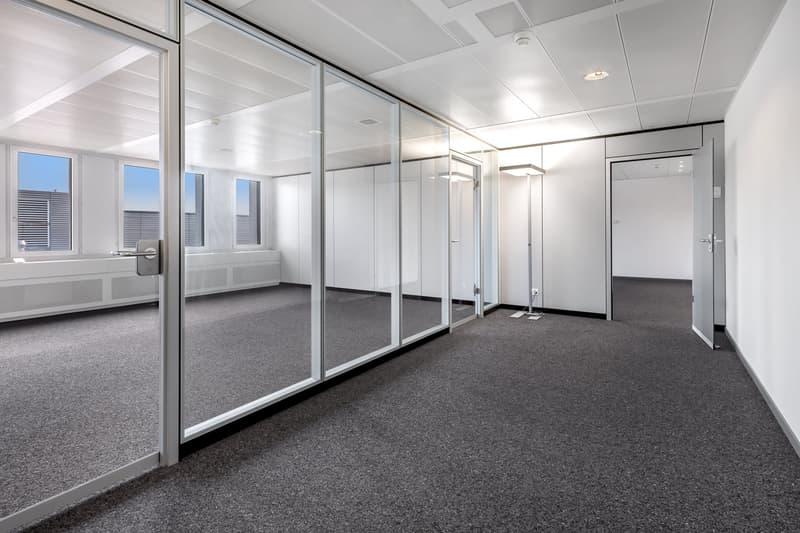 Ausgebaute Bürofläche, direkt beim Bahnhof Winterthur