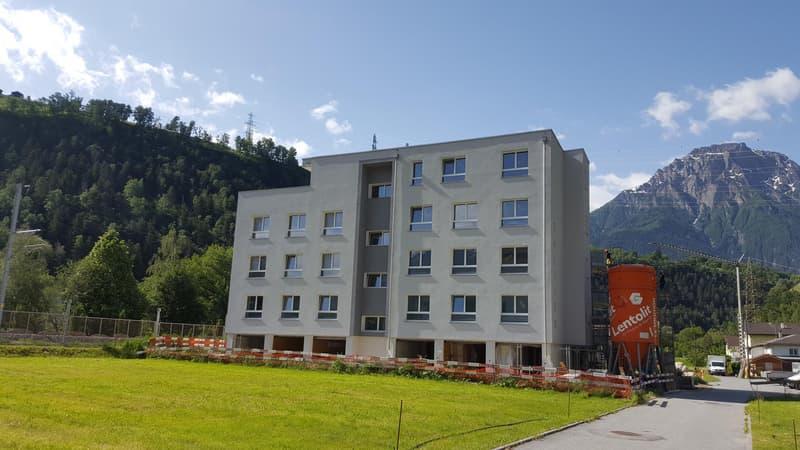 Preiswerte 4.5-Zimmer Neubauwohnungen in Bitsch