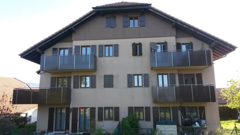 Appartement de 4½ pièces avec jardin privatif