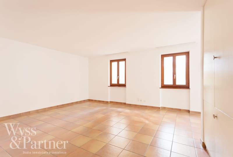 Confortevole appartamento nel Borgo di Ascona / Komfortable Wohnung im Borgo von Ascona