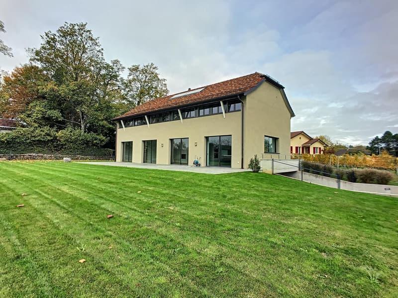 Superbe maison individuelle avec vue lac