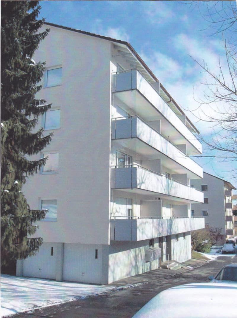 Charmante Wohnung mit Balkon