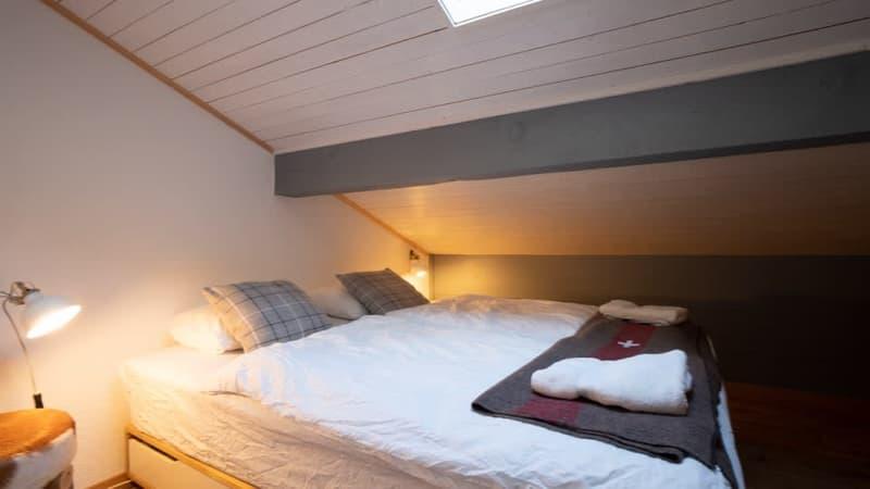 Home Story vous propose un magnifique 2 pièces en duplex à 150m de la liste de ski (3)