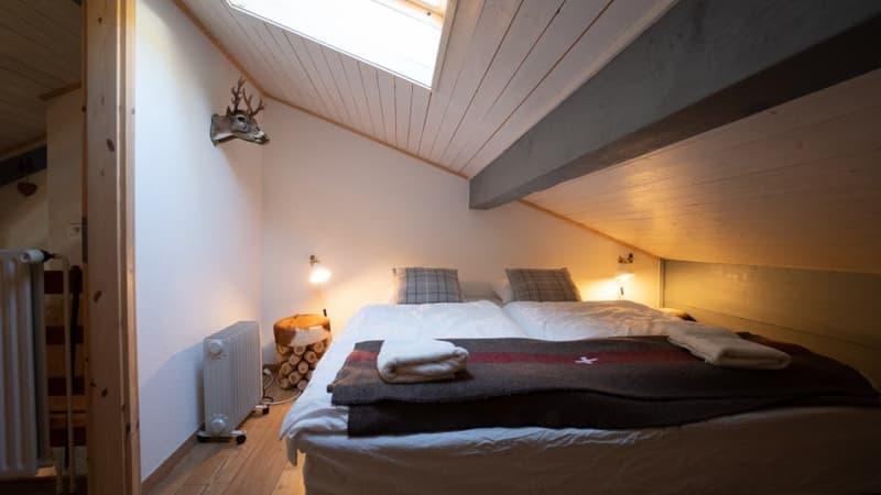 Home Story vous propose un magnifique 2 pièces en duplex à 150m de la liste de ski (4)
