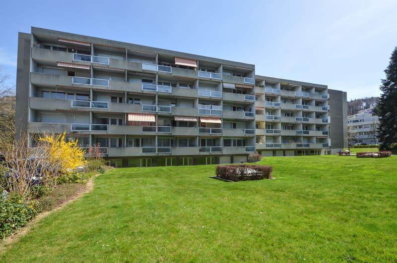 Helle 1-Zimmer-Wohnung in Stadtnähe