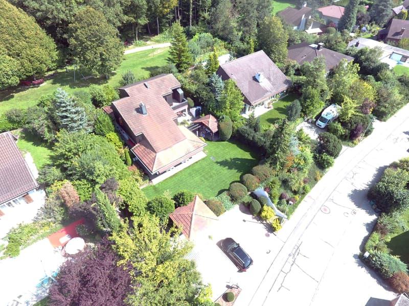 Traumhaus mit grossem Garten inkl. eigener Wellnes-Oase an hervorragender Lage in Seuzach