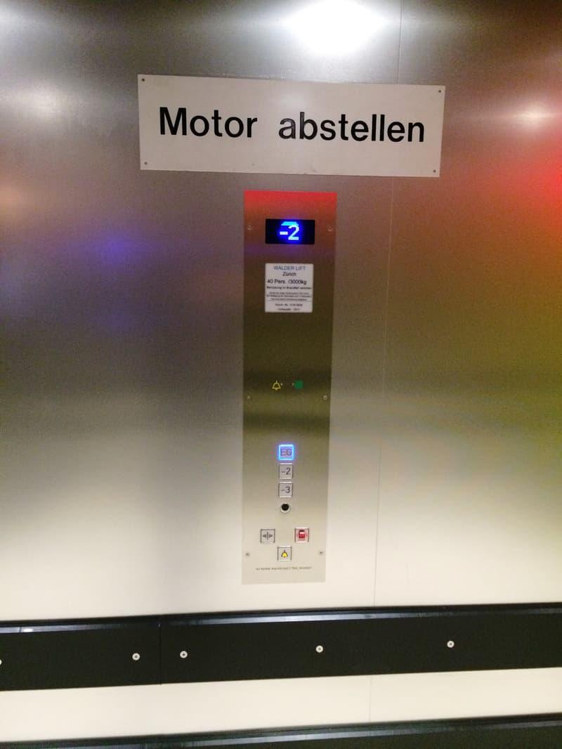 Wenige Meter von Bahnhofplatz und Bahnhofstrasse entfernt (4)