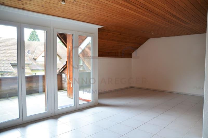 Kostengünstige 3½-Zimmer-Dachwohnung - auch als Renditanlage geeignet!