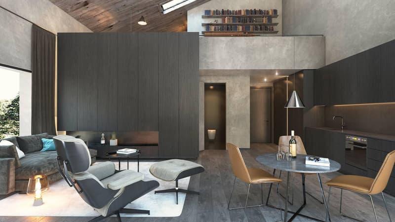 Smart-Studio Eisvogel Apartment (2)