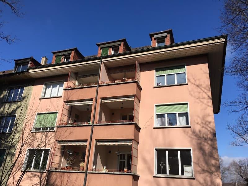 2- Zimmerwohnung, Parterre rechts