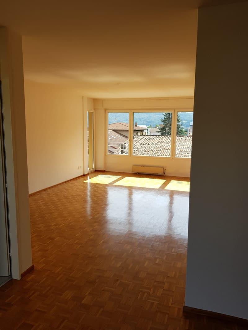 Appartamento 3.5 locali nel verde - ottima posizione