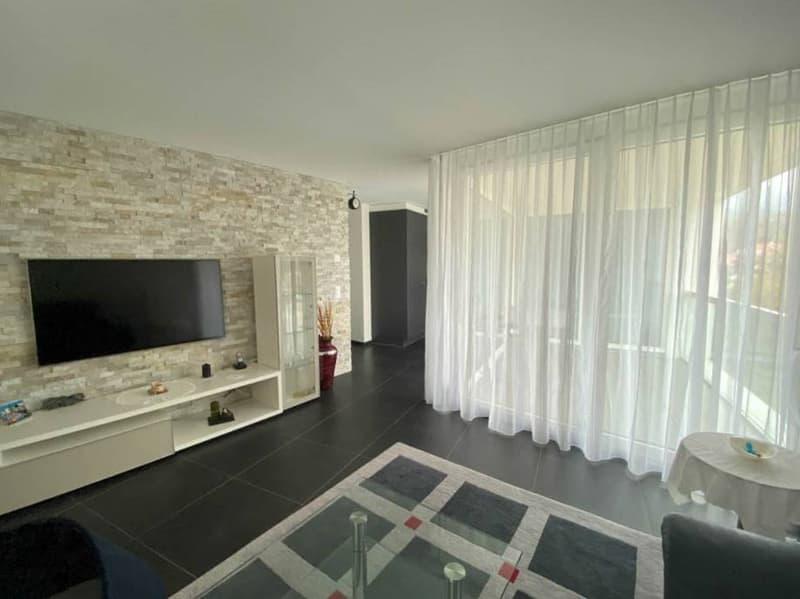 Lumineux et confortable appartement de 4.5 pièces