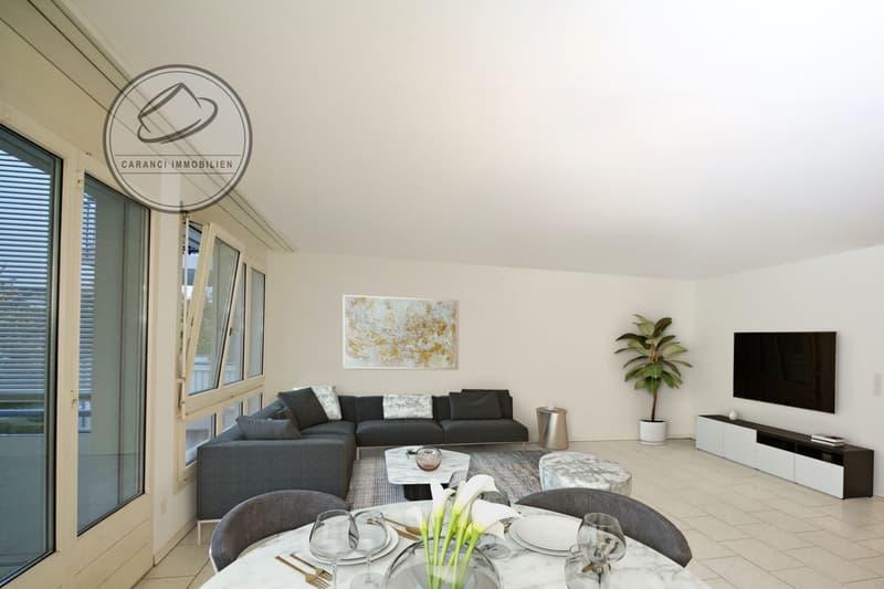 Renovierte 4.5 Zimmer Wohnung in Wohlen zu verkaufen. (2)