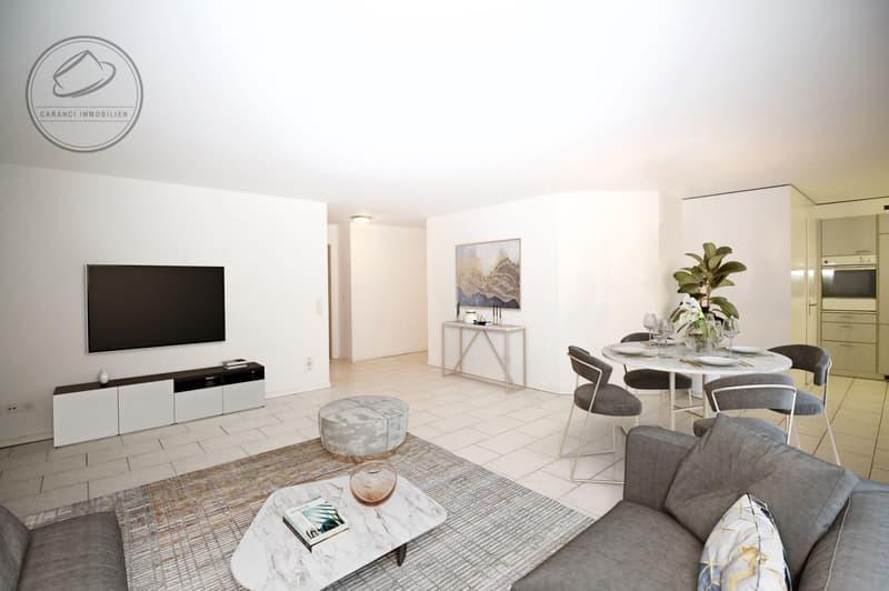 Renovierte 4.5 Zimmer Wohnung in Wohlen zu verkaufen. (3)