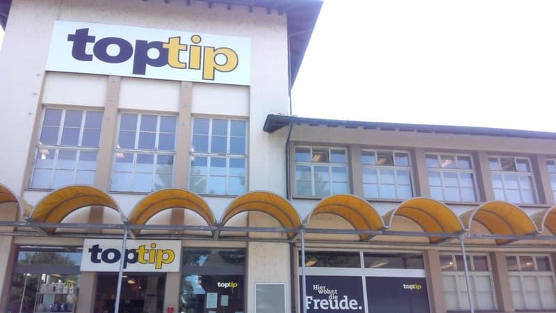 grosszügige Verkaufsfläche in Münsingen