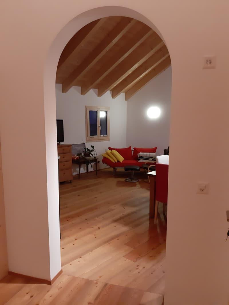 Appartamento 3.5 locali in casa bifamiliare