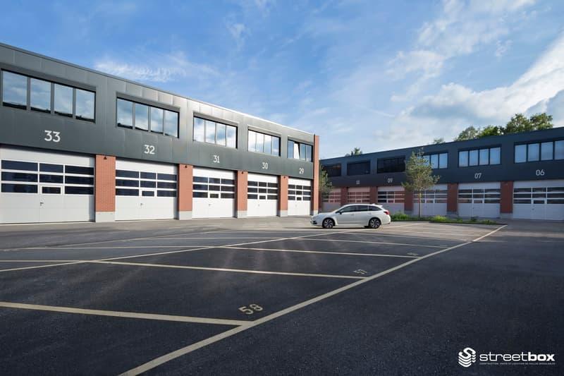 Halle industrielle de 460 m2 à louer à Bretigny-sur-Morrens