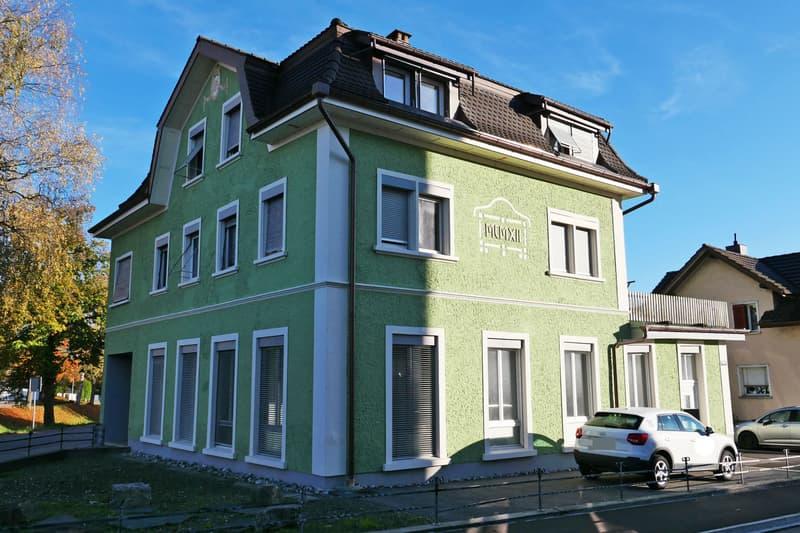 zentral gelegenes Wohn- und Geschäftshaus (1)