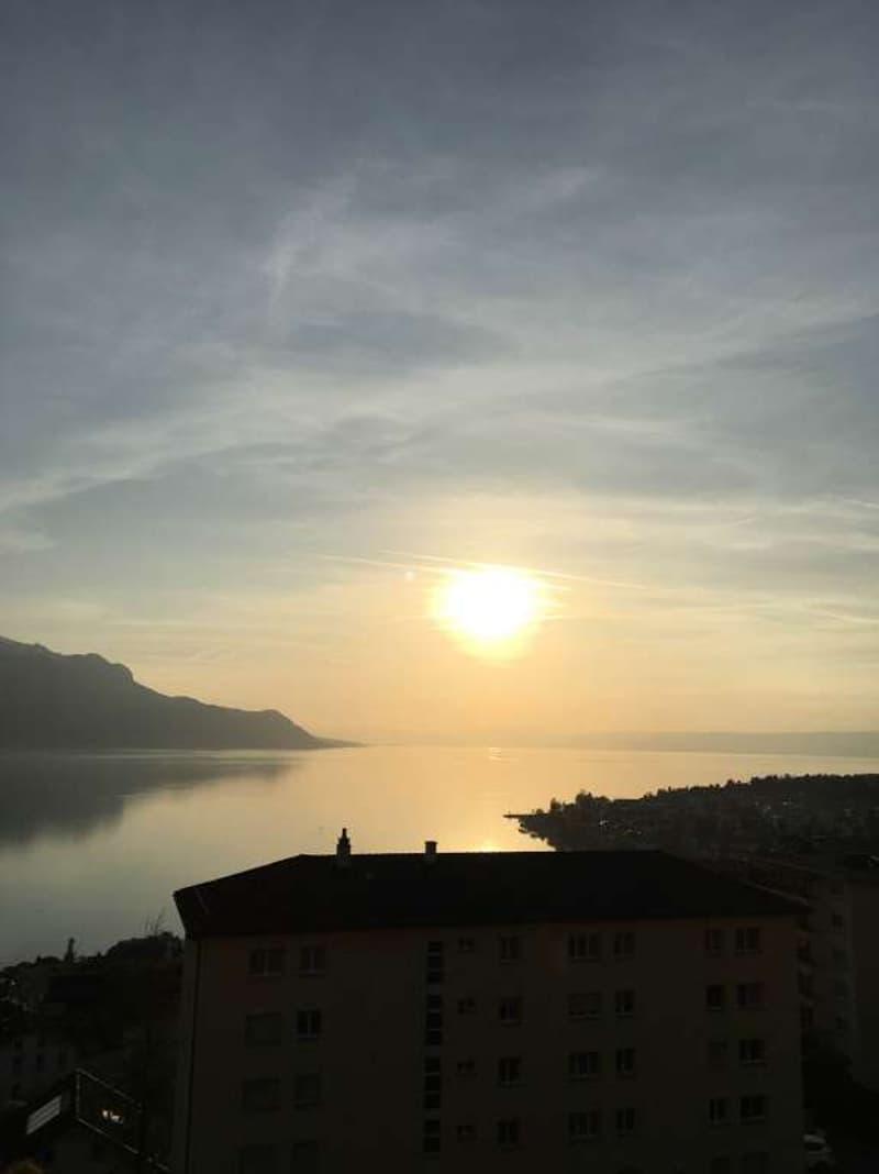 Montreux appartement à louer