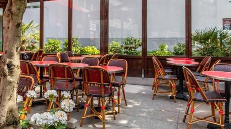 Superbe Café- Restaurant en vieille ville de Lausanne