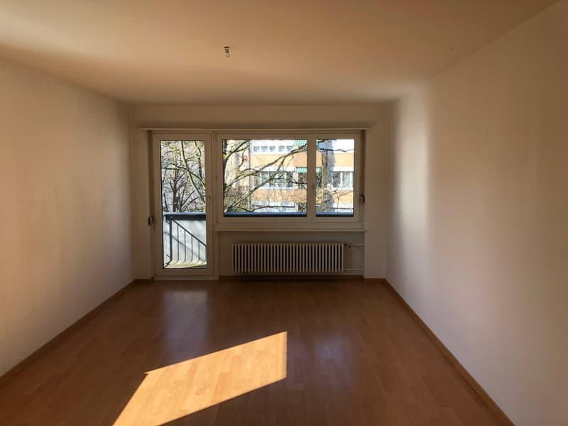 1.5 Zimmer Wohnung mit schöner Aussicht