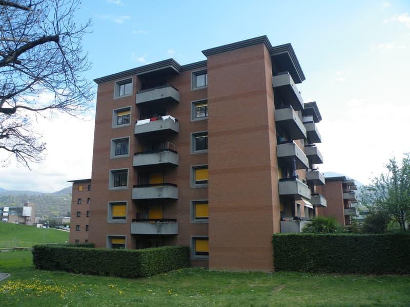 Manno - appartamento 3.5 locali in zona strategica