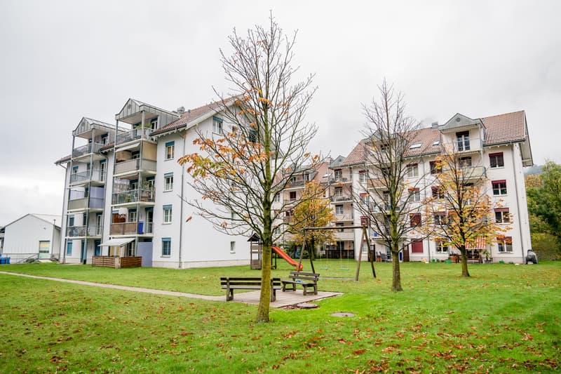 Ihr neues Zuhause mit Gartensitzplatz- 1 Mietzins gratis*