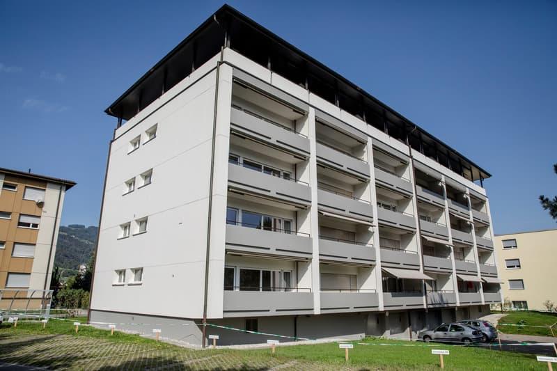 Ideale Singlewohnung im Rheintal!