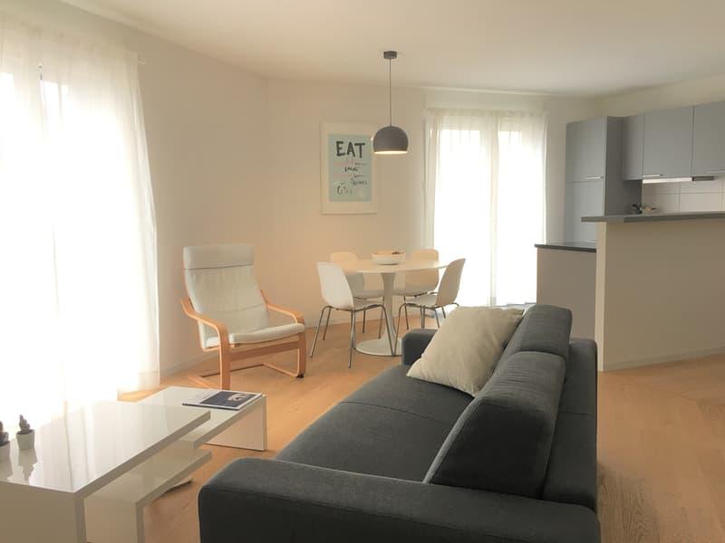 Appartement meublé 2.5 pièces - Gland