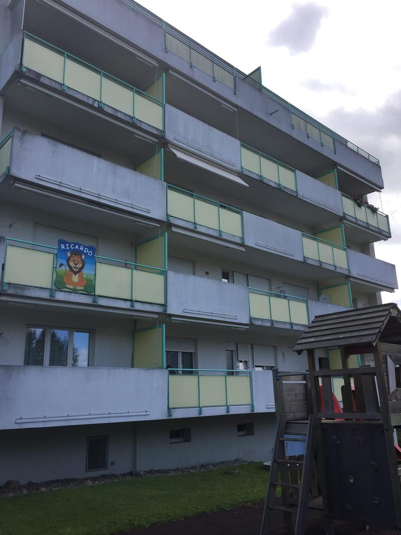 Schöne 4-Zimmerwohnung in Dagmersellen
