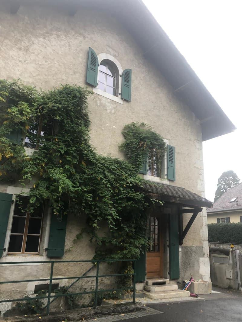 Maison de village à louer - Veyrier - 4'800.-- CHF
