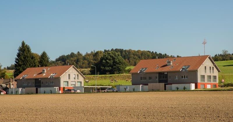 Moderne 4 ½ Zimmer-Parterrewohnung 125m2 in 3368 Bleienbach zu vermieten