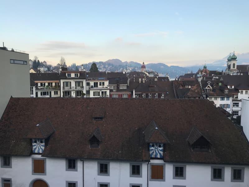 ca. 90.6m2 Bürofläche (6. OG) an zentraler Lage in Luzern