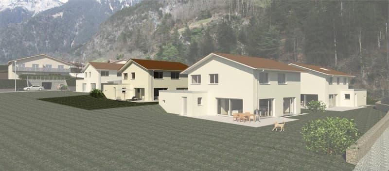 Preiswertes EFH Häusern 2